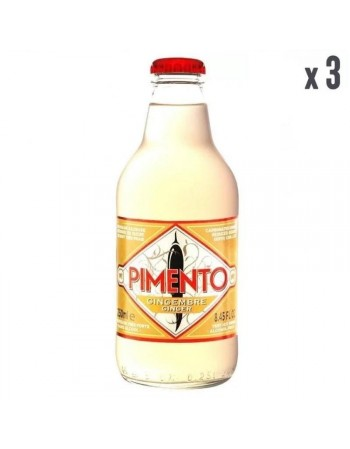 PIMENTO SPICY GINGER BEER 3*25CL