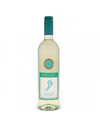 BAREFOOT MOSCATO BLANC 75CL