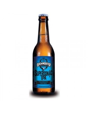 BREWMEISTER SUPERSONIC IPA  0,33L