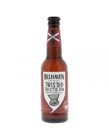BELHAVEN CRAFT TWISTED THISTLE IPA 33CL