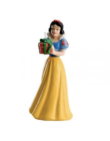 BOUGIE PIC 8.5 CM BLANCHE NEIGE