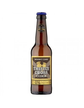 THISTLY CROSS CIDER WHISKY CASK 33CL