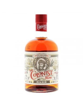 RUM THE COLONIST DARK 70CL