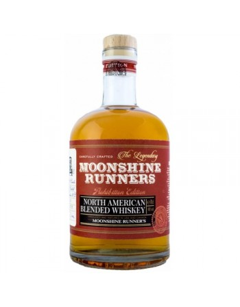 WHISKY NORTH AM. BLENDED MOONSHINE RUNNERS 70CL