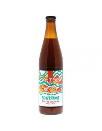 MARYENSZTADT SOURTIME PASTRY SOUR IPA MANGO PEACH 50CL