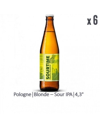 MARYENSZTADT SOURTIME PINEAPPLE SESSION 6*50CL