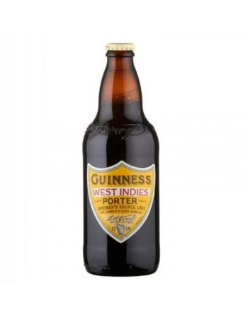 GUINNESS WEST INDIES PORTER 0.50L*8