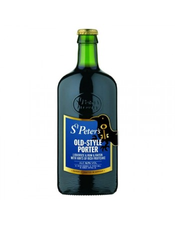 ST PETERS OLD STYLE PORTER 0.50L MB