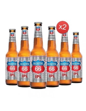 ROUTE 66 IPA 12*33CL