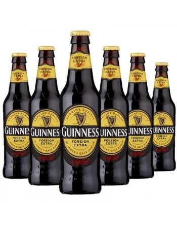 GUINNESS FOREIGN XTRA STOUT 6*33CL