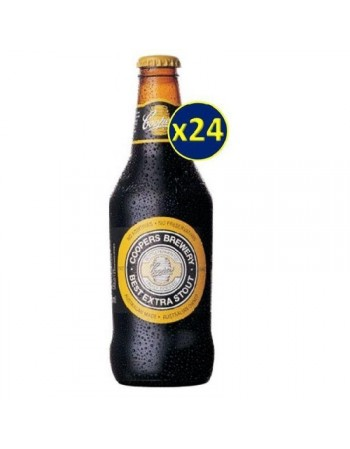 COOPERS EXTRA STOUT  24*0,375L