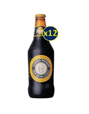 COOPERS EXTRA STOUT  12*0,375L