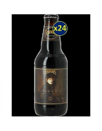 FOUNDERS BREWING PORTER 24*0.355L