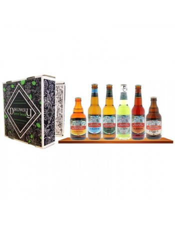 DISCOVERY BEER BOOK MONT BLANC 6*33CL