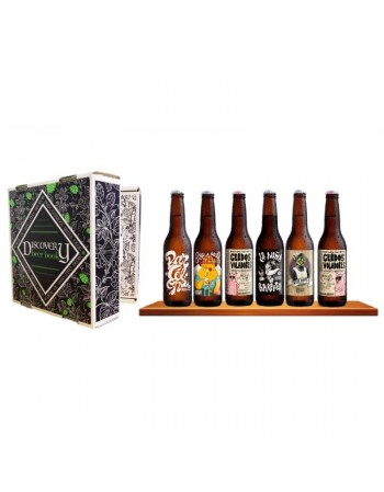 DISCOVERY BEER BOOK HOLA BARCELONA 6*0.33L